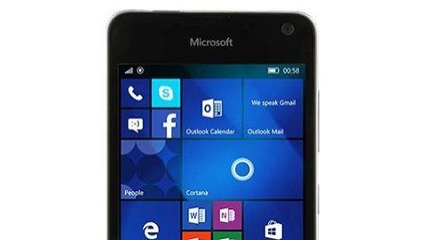 Microsoft Lumia 650'nin basın görüntüsü ortaya çıktı