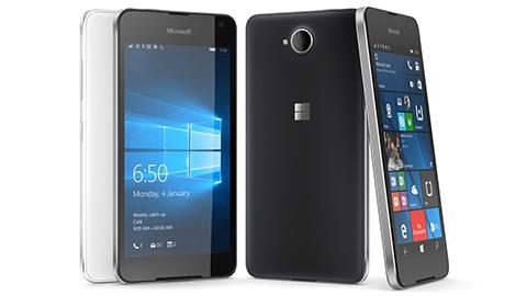 Metal kasalı Microsoft Lumia 650 resmiyet kazandı