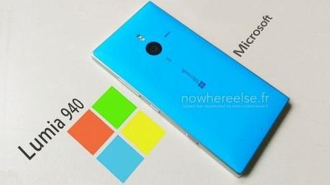 Microsoft Lumia 940 ve 940XL hakkında ilk detaylar