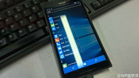 Windows 10 Mobile yüklü Microsoft Lumia 940 XL ilk kez görüntülendi