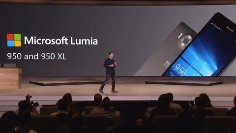Microsoft Lumia 950 ve Lumia 950 XL resmen tanıtıldı