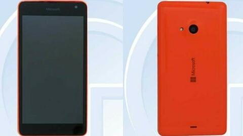 Microsoft markalı ilk akıllı telefon Lumia RM-1090 görüntülendi