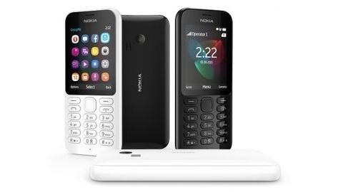 Microsoft, Nokia 222 ve 222 Dual SIM telefonlarını duyurdu