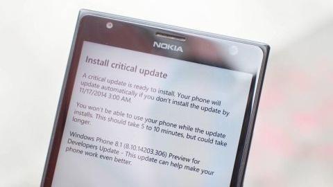 Windows Phone 8.1.1 güncellemesi resmen yayımlandı