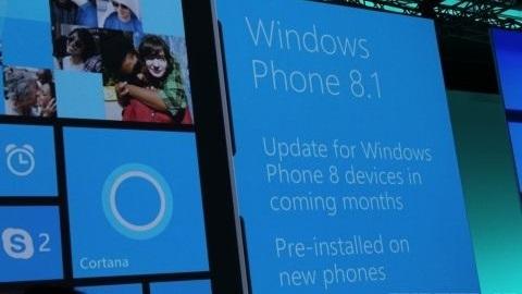 Microsoft Windows Phone 8.1 işletim sistemi güncellemesi duyuruldu