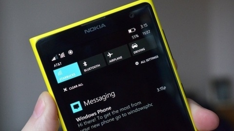 Windows Phone 8.1 işletim sisteminin dağıtım tarihi açıklandı