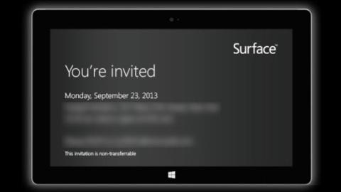 Microsoft, yeni Surface bilgisayarlarını 23 Eylül'de tanıtacak