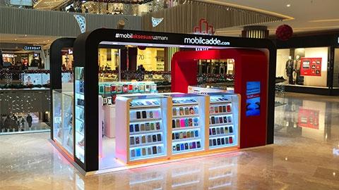 MobilCadde.com, Franchise Modeliyle Fiziksel Mağazacılıkta