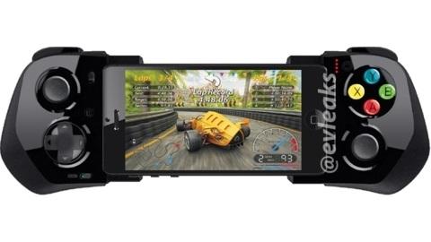 MOGA'nın ilk iPhone oyun kontrolcüsü görüntülendi