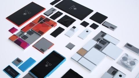 Motorola Ara: değiştirilebilir donanıma sahip mobil cihaz projesi