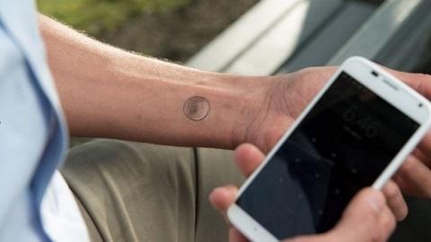 Dijital dövme ile telefonunuzu uyandırın