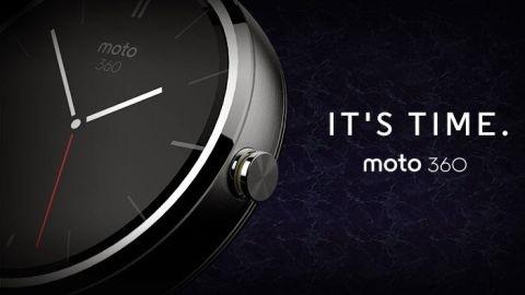 Motorola'dan yuvarlak ekranlı Android akıllı saat: Moto 360