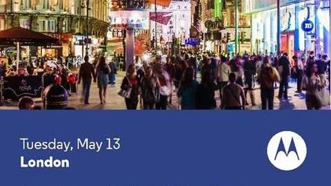 Motorola yeni bütçe dostu akıllı telefonunu 13 Mayıs'ta tanıtacak