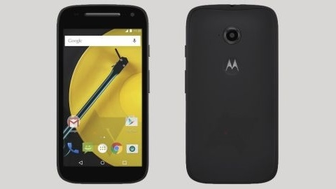 Motorola Moto E 2 görüntülendi