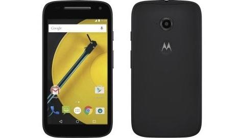 Motorola Moto E 2 resmiyet kazandı