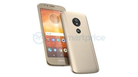 Motorola Moto E5 ilk kez görüntülendi