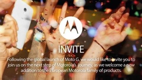 Motorola, 14 Ocak'ta yeni bir akıllı telefon duyuracak