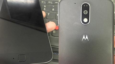 Motorola Moto G4 görüntülendi