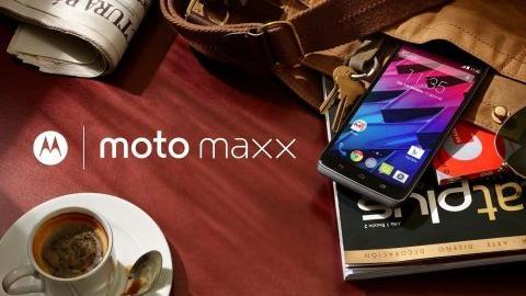 3900 mAh pile sahip Motorola Moto Maxx resmen tanıtıldı