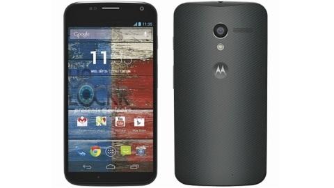 Motorola Moto X'in ilk basın görüntüsü