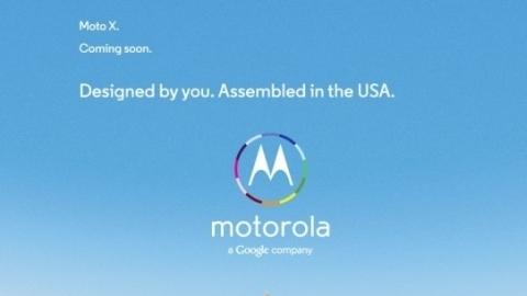 Motorola'nın Moto X akıllı telefonu için hazırladığı reklam kampanyası başladı