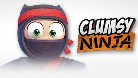 Clumsy Ninja ilk haftasında 10 milyon kez indirildi