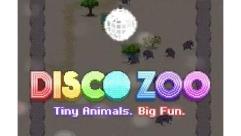 Nimblebit imzalı Disco Zoo oyunu Android platformu için çıktı