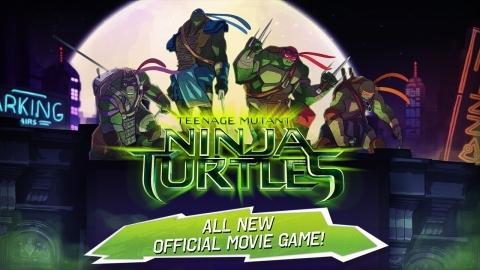 Yeni Ninja Kaplumbağar filminin iOS, Android oyunu indirmeye sunuldu