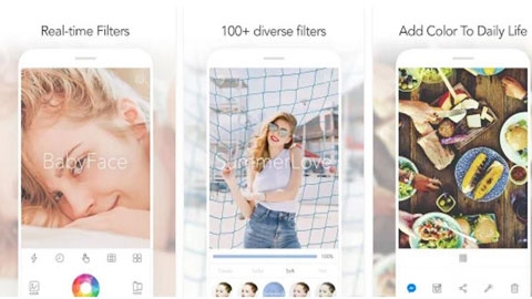 Noah Camera Android Uygulaması