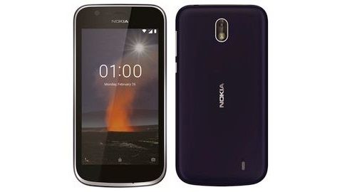 Nokia 1 resmen sertifikalandı