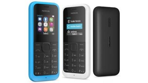 Nokia 105 ve 105 Dual SIM duyuruldu