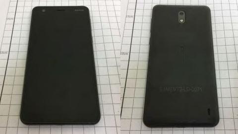 Nokia 2 ilk kez görüntülendi