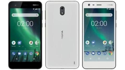 Nokia 2 internete sızdı