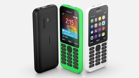 Microsoft'tan internete bağlanabilen en ucuz basit telefon: Nokia 215