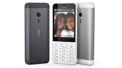 2,8 inç ekrana sahip Nokia 230 ve Nokia 230 Dual duyuruldu