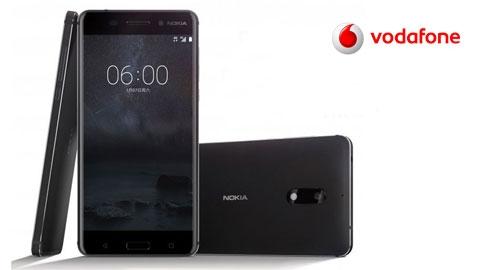 Nokia 3 Vodafone Akıllı Telefon Kampanyası