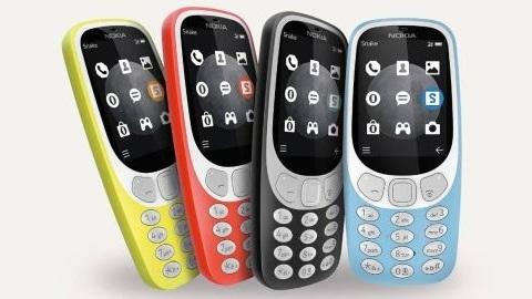 3G destekli Nokia 3310 duyuruldu