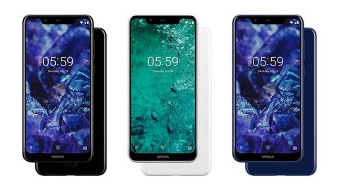 Nokia 5.1 Plus tanıtıldı