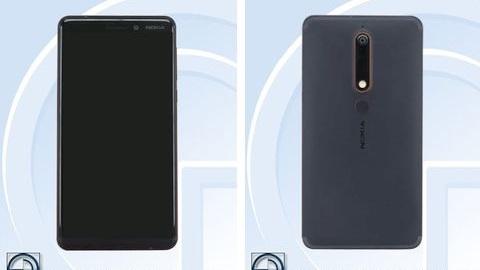 Nokia 6 2018'den ilk görüntü