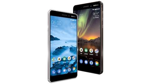 Nokia 6 2018 resmen duyuruldu