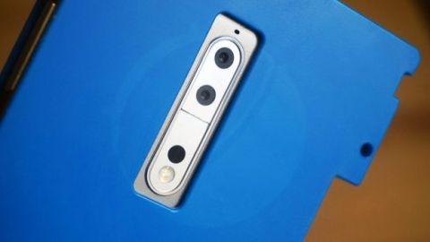 Nokia 9'un kamuflajlı prototip görüntüleri internete sızdı