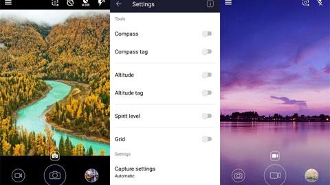 Nokia Camera Android Uygulaması