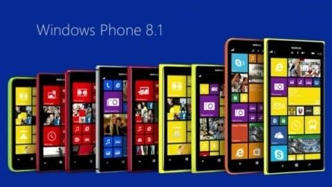 Nokia'nın Windows Phone 8.1 güncelleme paketi Lumia Cyan yayımlandı