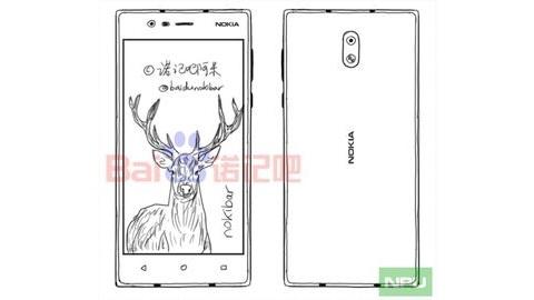 Nokia D1 ve E1'e ait çizimler internete sızdı