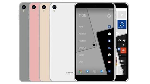 Nokia'nın Android 7.0 yüklü telefonuna ait test sonucu sızdı