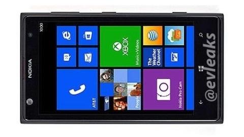 Nokia Lumia 1020'ye ait basın görseli sızdı