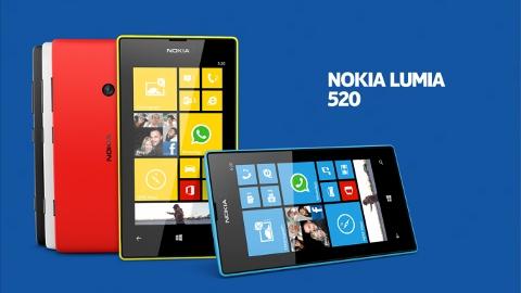 Nokia Lumia 520 Türkiye satışı başladı