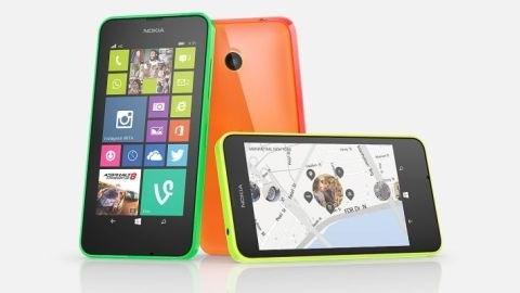 Nokia Lumia 630 ve Lumia 635 tanıtıldı
