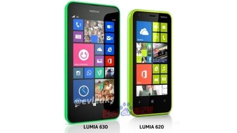 WP8.1 işletim sistemli Nokia Lumia 630 sızdı