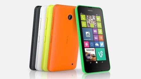 Windows Phone 8.1'li Nokia Lumia 630 Türkiye'de satılmaya başladı